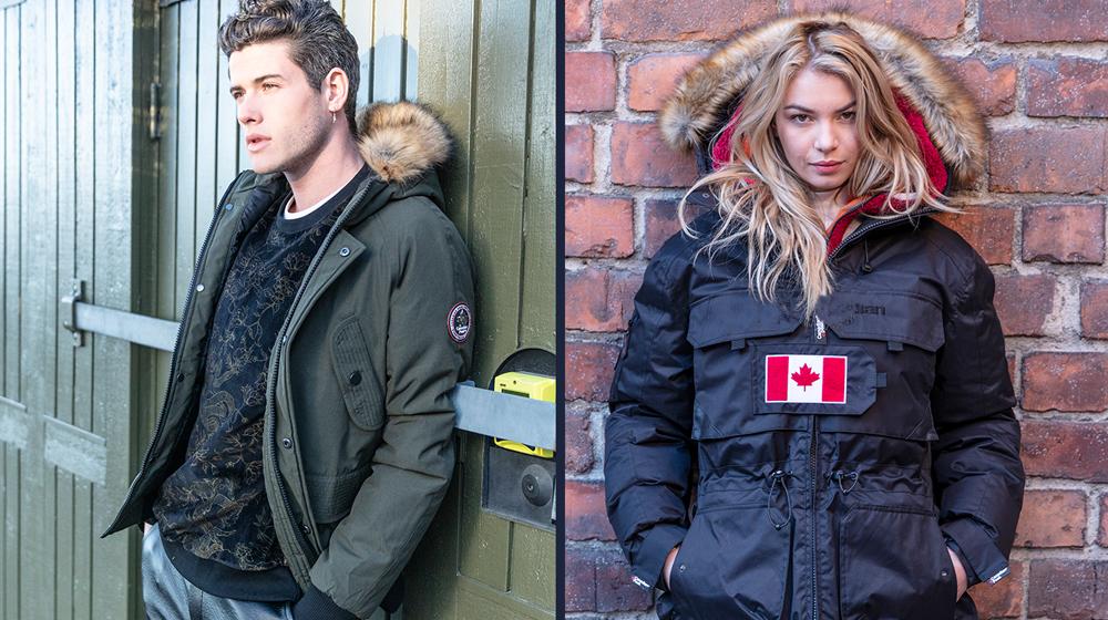 reputable site large discount wholesale outlet MVP ❤ ZALANDO PRIVÉ et sa vente privée CANADIAN PEAK pas ...
